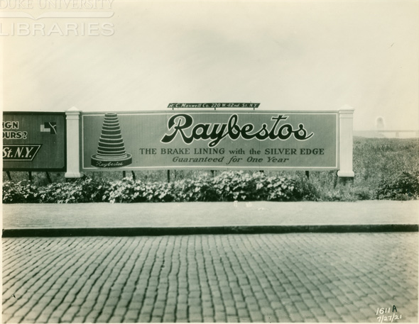 Raybestos on it's early days