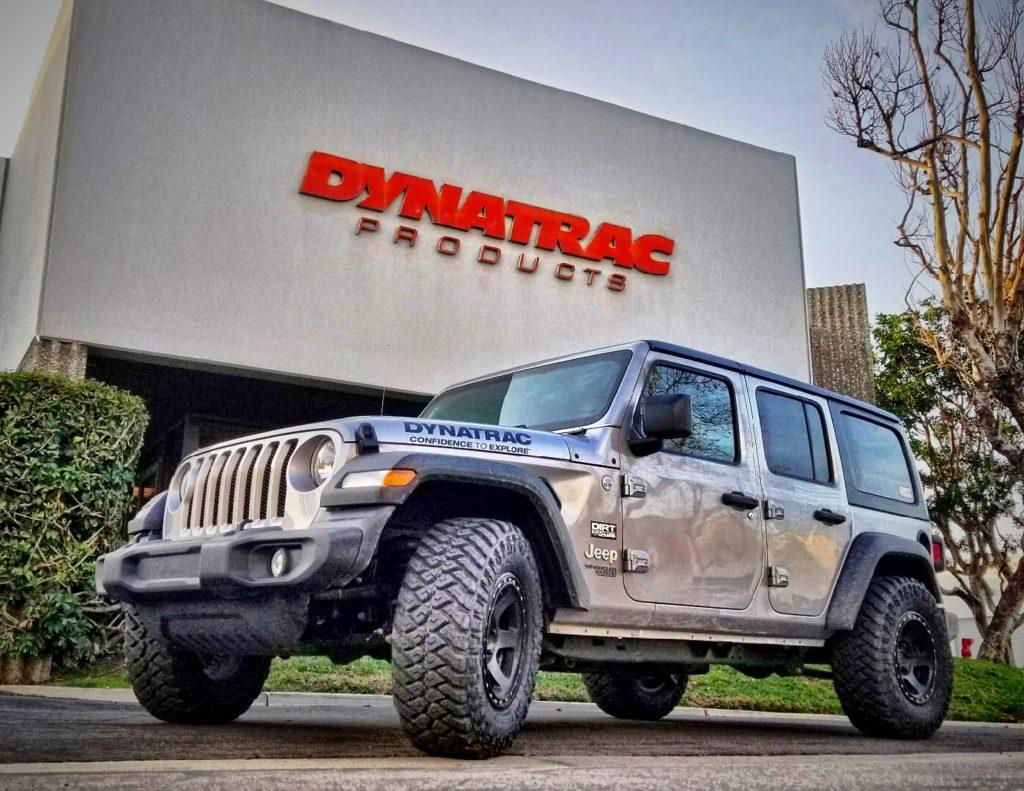 Dynatrac Company Banner